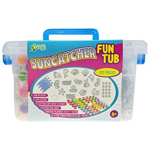 Kelly's Crafts Fun Tub - Suncatchers - Mermaid Adventures - Makes 15!!