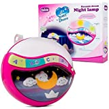 Play Baby Toys Magic Sleep Through The Night Soother Baby Crib Clip In Night Lamp With Multiple Melodies To Put Your…