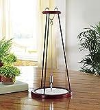 Wooden Desktop Sand Pendulum