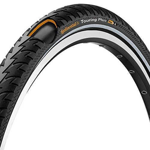 Touring Bike Tires (Continental Touring Plus Reflex Urban Bicycle Tire (700x28))