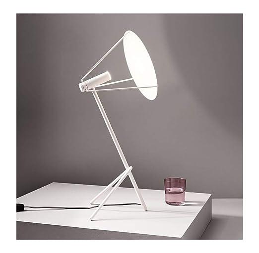 Uexfy Bonita lámpara de Mesa Lámpara de Mesa Sala de Estar Simple ...