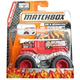 Matchbox on a Mission 1:64 Scale Truck, Styles May Vary