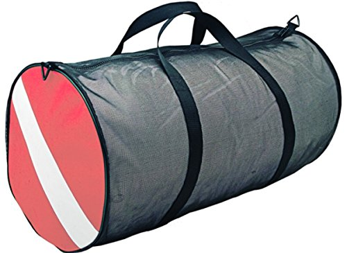 Innovative Scuba Concepts LG DIVE FLAG DUFL BAG 30