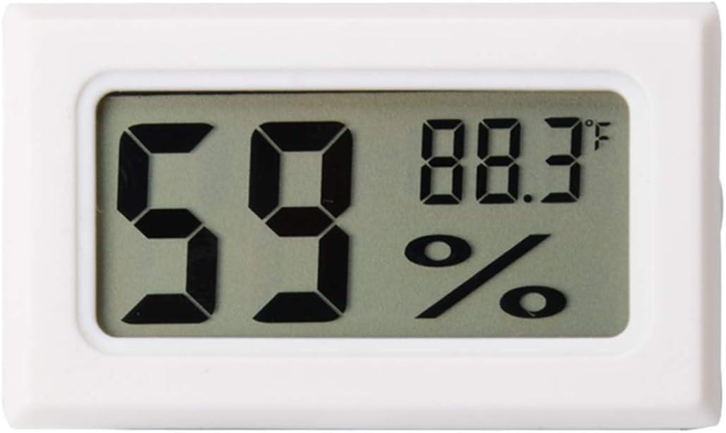 1x Mini/_Digital LCD Indoor Room Thermometer Hygrometer Temperature Humidit Meter