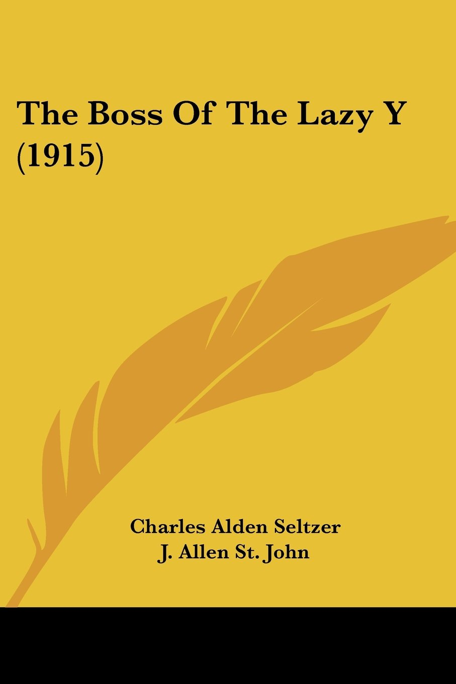 The Boss Of The Lazy Y (1915) ebook