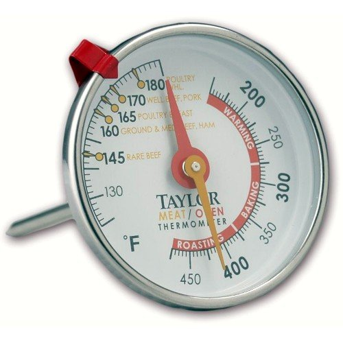 Taylor Precision Products Classic Line Oven/Meat Thermometer
