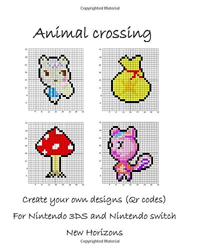 Animal crossing Create your own designs Qr codes for Nintendo 3DS ...