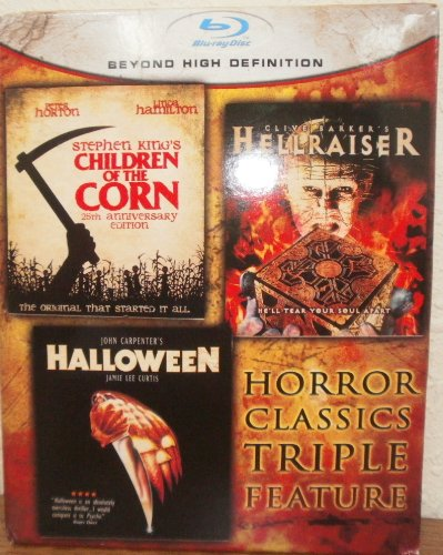 Horror Bd 3pk Exclusive [Blu-ray]