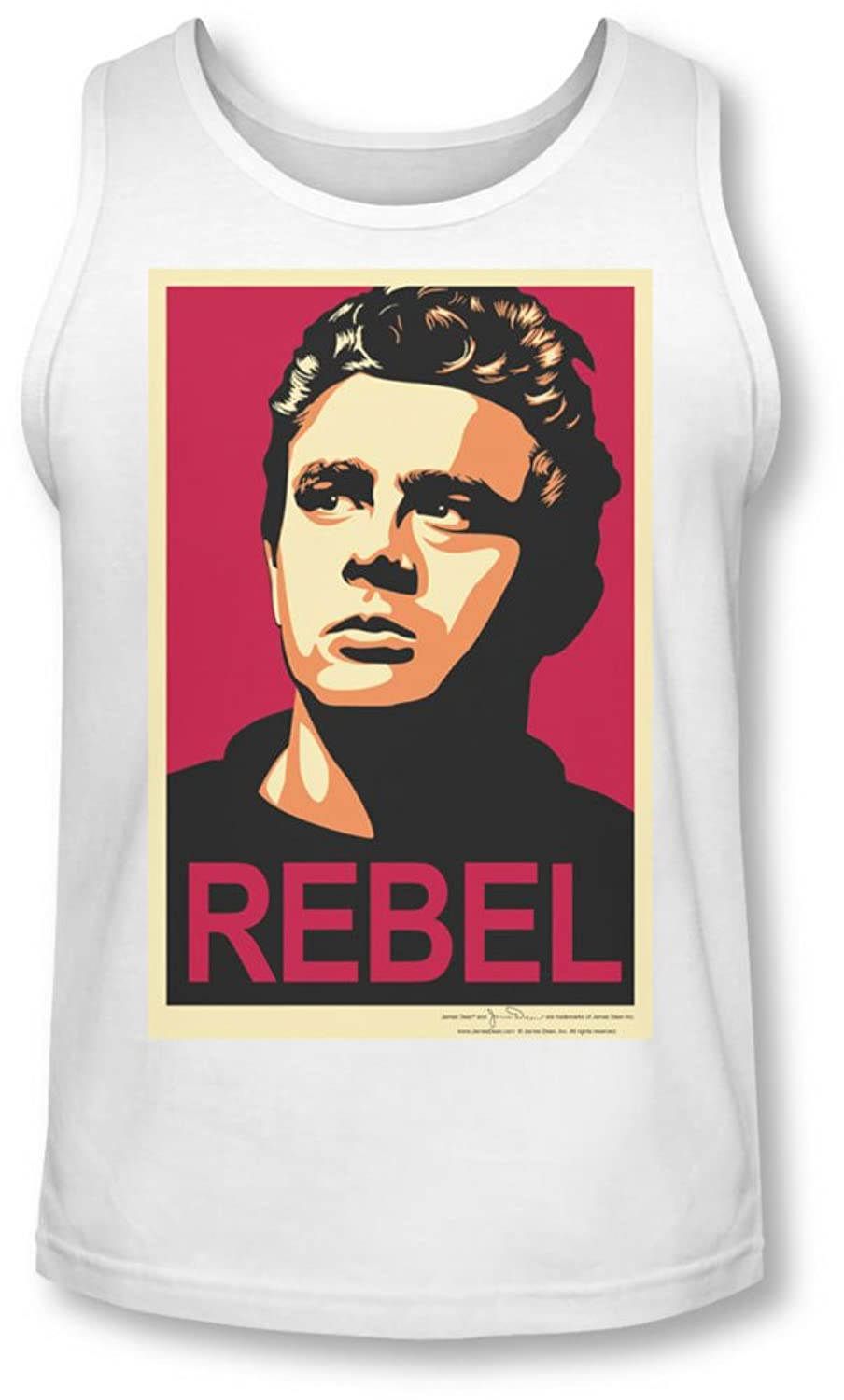 Dean - Mens Rebel Campaign Tank-Top