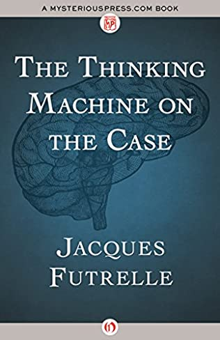 book cover of The Thinking Machine on the Case