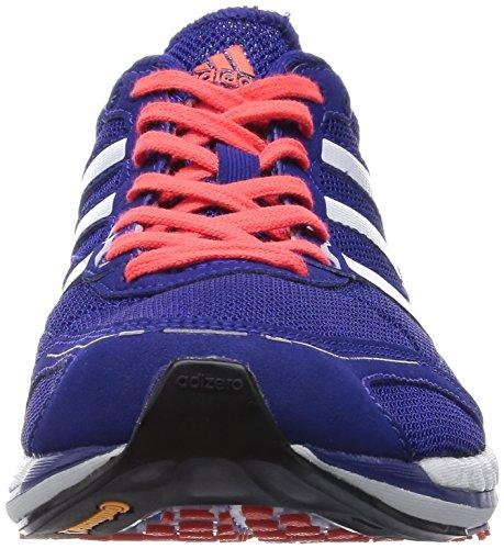 adidas Scarpe da Corsa Uomo Blu Purple