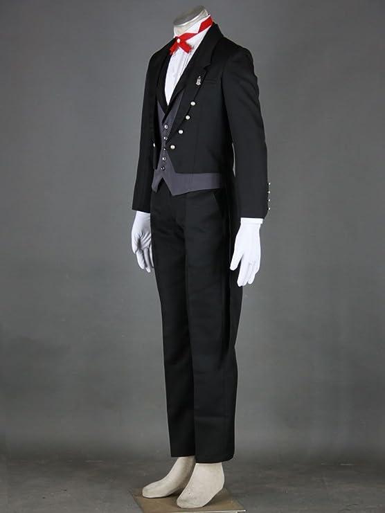 Dream2Reality - Disfraz de traje de gala para hombre, talla ...