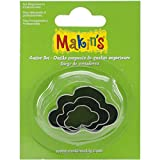Makin's USA Makin's Clay Cutters 3/Pkg-Cloud