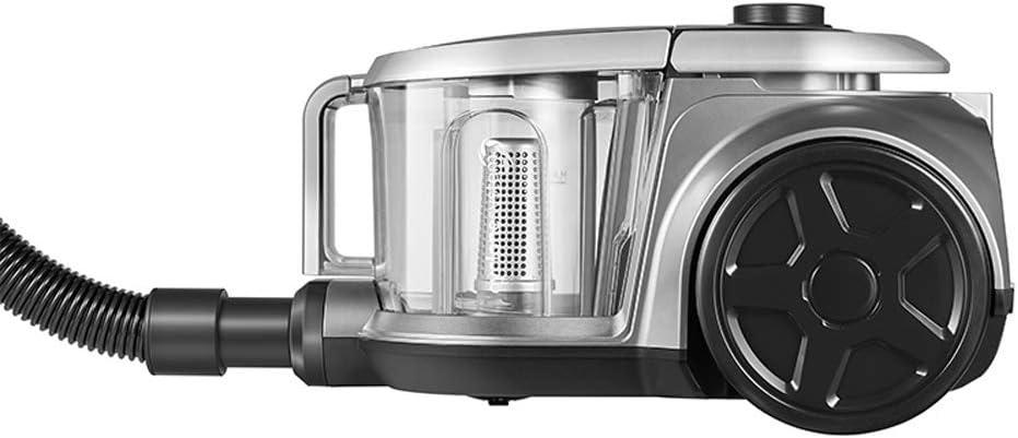 RKY Aspirateur - voiture du ménage gris horizontal haute puissance multi-fonctions petit aspirateur, 41x26.5x24cm /-/-/ (Color : Gray) Gray
