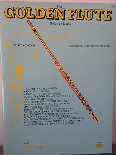 The Golden Flute - Solos or Duets ()