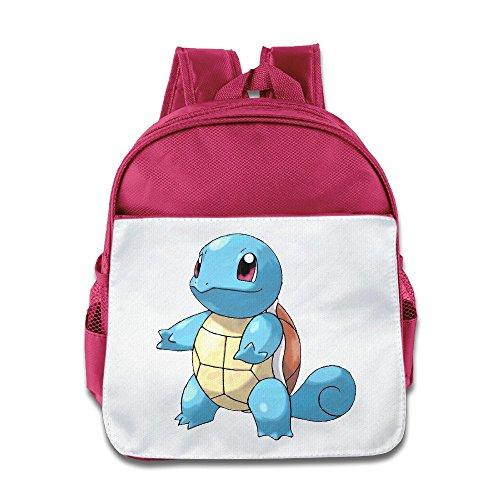 Jim Carrey Costume Ideas (XJBD Custom Personalized Poke Tortoise Kids School Backpack For 1-6 Years Old Pink)