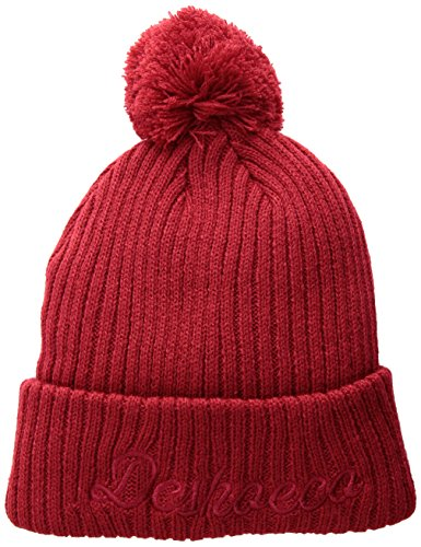 DC Men's Trilogy Snow Beanie, Chili Pepper, One Size