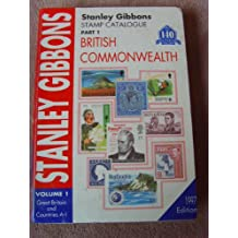 Stamp Catalogue: Great Britain and Countries A-I, 1997 Pt.1