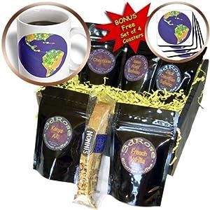 cgb_12693_1 CherylsArt Planet Earth World – Planet Earth Bouquet – Coffee Gift Baskets – Coffee Gift Basket