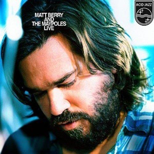 - Matt Berry & the Maypoles Live: Color LP