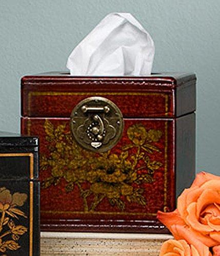 Garden Tissue Box Cover - 9