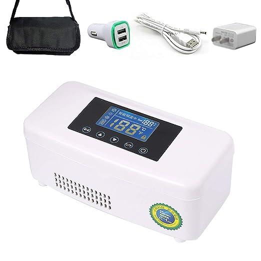 Refrigerador de medicamentos y refrigerador de insulina con ...