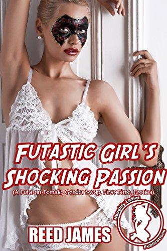 Futastic Girl's Shocking Passion (Futa Superheroine & the