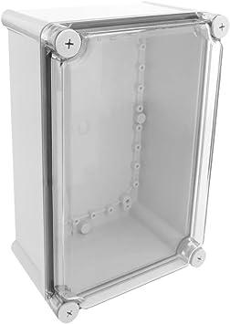 BeMatik - Caja de Conexiones eléctricas de plástico ABS ...
