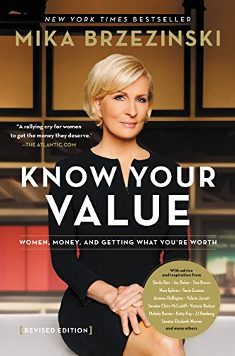 know your value women money and getting what youre worth revised edition