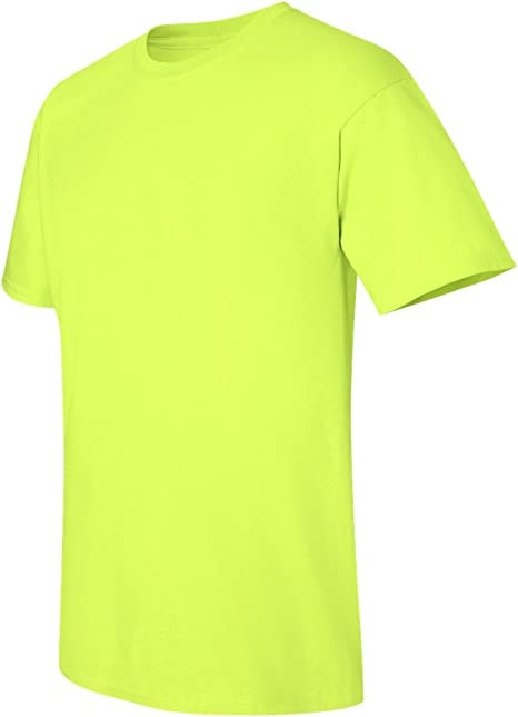 4XL Stone Blue Gildan Mens Ultra Cotton 100/% Cotton T-Shirt