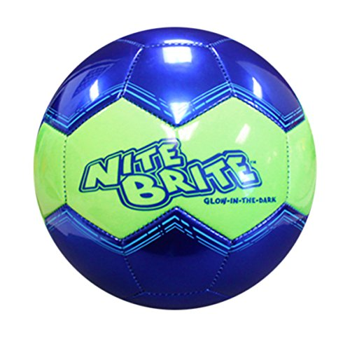 Baden Nite Brite Glow in the Dark Soccer Ball