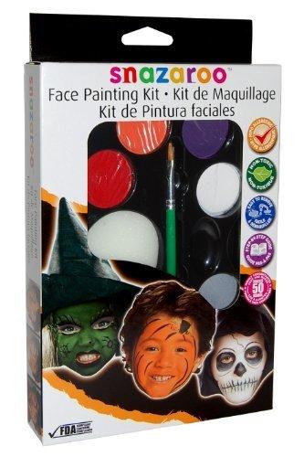 Snazaroo Face Paint Palette Kit - Halloween by Snazaroo -