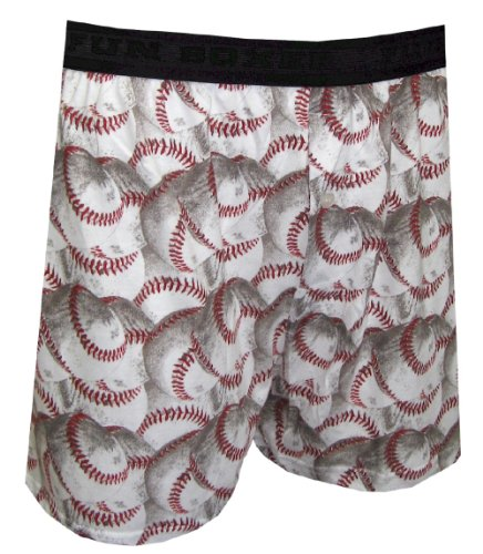 Baseball Real Boxer Shorts men product image