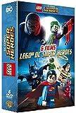 Lego DC Super Heroes - 6 films DC COMICS