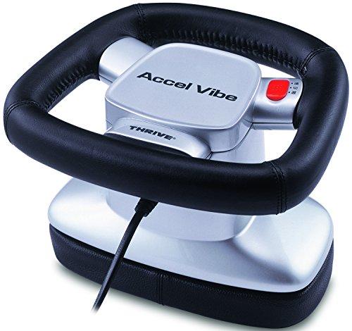 Suraivu Compact Accelerator Vibe Massager Black Md-7300 (Japan Import)