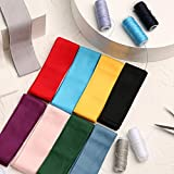 LUNARM Fold Bias Tape for Sewing, Cotton Sewing
