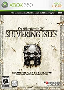 The Elder Scrolls IV: Shivering Isles - Xbox 360