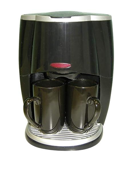 Inconnu Cafetera de 24 V con 2 Tazas.: Amazon.es: Hogar