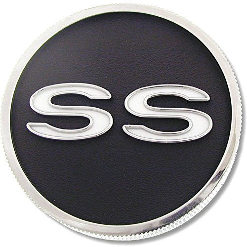 Eckler's Premier Quality Products 33179477 Camaro Gas Cap Super Sport (SS)