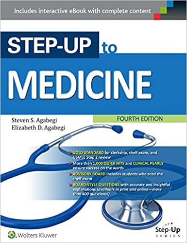 Step-Up to Medicine (Step-Up Series): 9781496306142