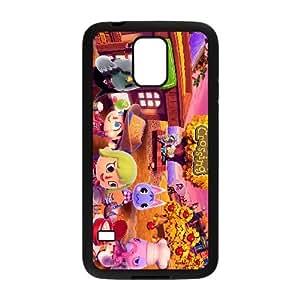 Samsung Galaxy S5 Cell Phone Case Black_Animal Crossing New Leaf_005 Vetbb
