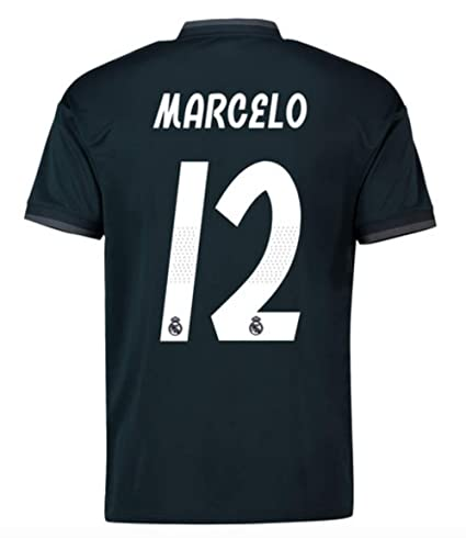 check out 589ec 9b5f0 Amazon.com : ProApparels Marcelo Jersey Real Madrid 2018 ...