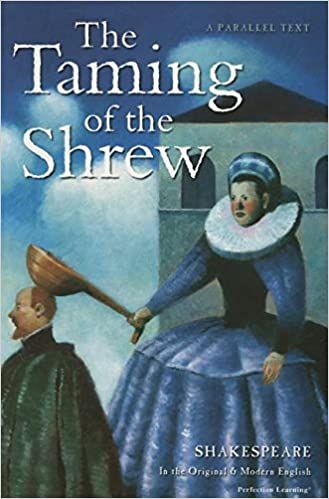 Image result for free images of the cover of the taming of the shrew