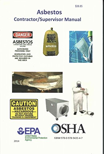 Asbestos Contractor / Supervisor