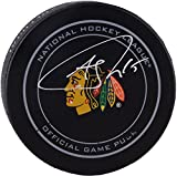 Andrew Shaw Chicago Blackhawks Autographed Official Game Puck - Fanatics Authentic Certified - Autographed NHL Pucks