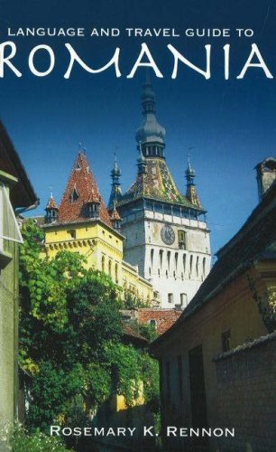Language And Travel Guide to Romania...