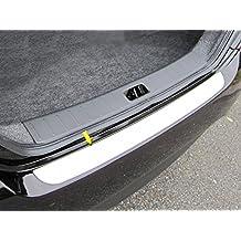VERSA 2012-2016 NISSAN (1 pc: Stainless Steel Rear Bumper Accent Trim, 4-door) RB12530:QAA