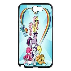 High Quality {YUXUAN-LARA CASE}Cartoon My Little Pony For Samsung Galaxy Note 2 STYLE-11