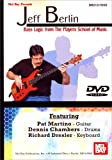 Mel Bay Jeff Berlin-Bass Logic from the Players School of Music