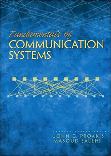 Fundamentals of communication systems john g proakis masoud fundamentals of communication systems john g proakis masoud salehi 9780131471351 amazon books fandeluxe Image collections